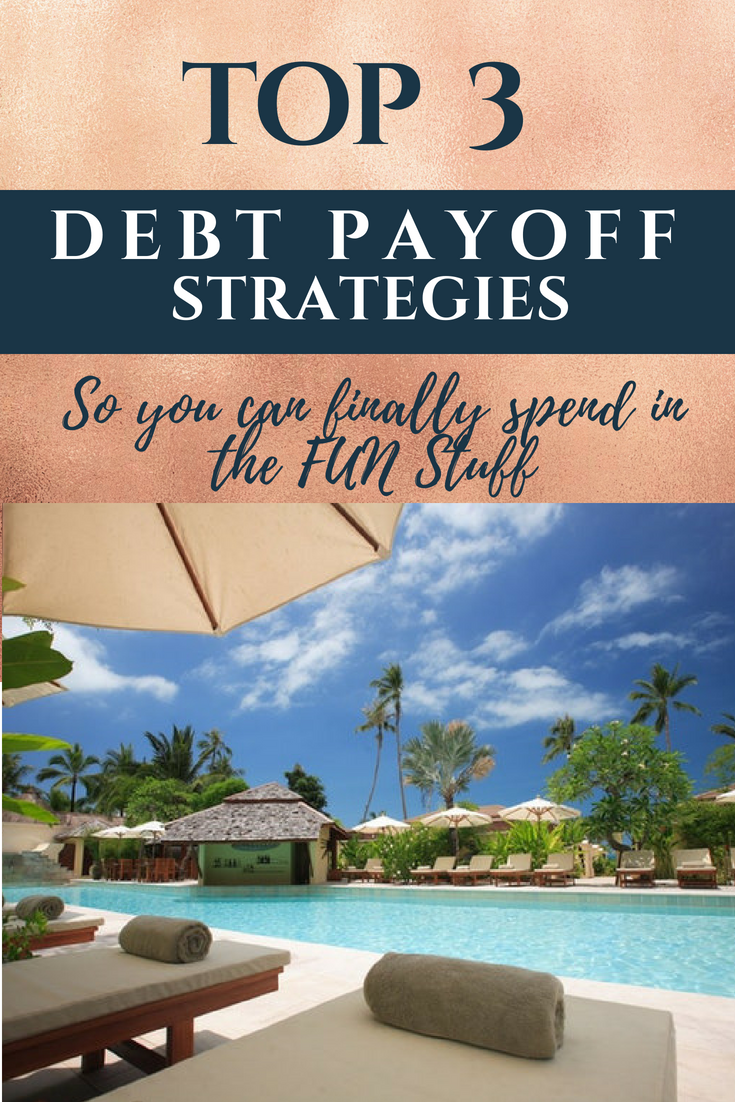 Top 3 Debt Payoff Strategies